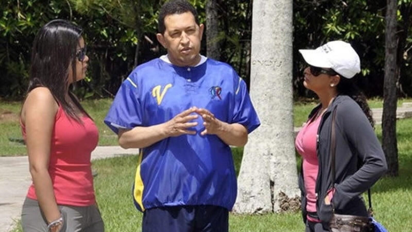 Hugo Chavez Rehabilitacion 4