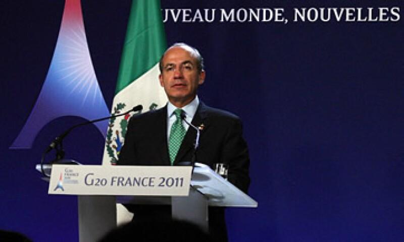 México tomará la estafeta para liderar el G20 para 2012. (Foto: Cortesía)