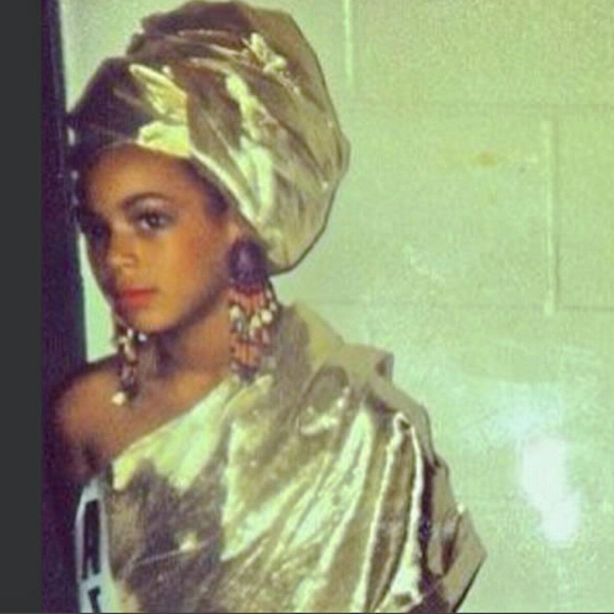 En 32 fotos, lo que Beyoncé nos deja ver de su vida