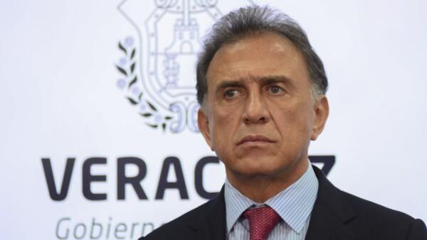 gobernador veracruz