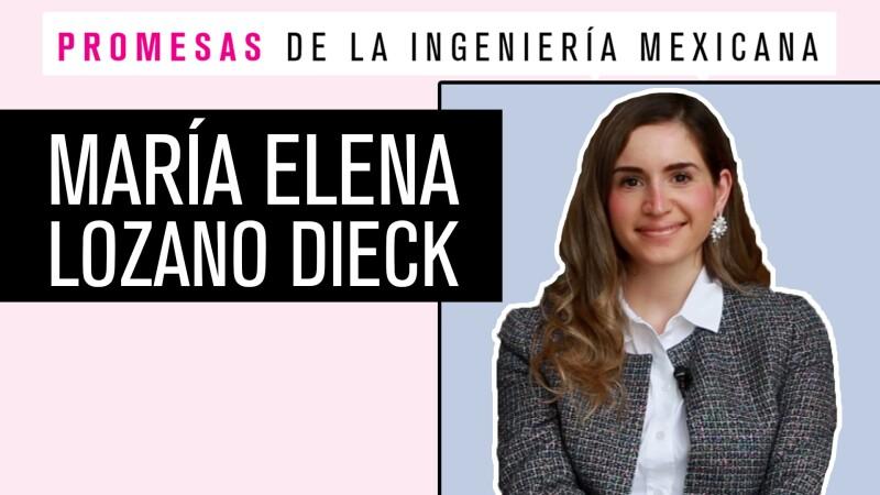 María Elena Lozano Dieck