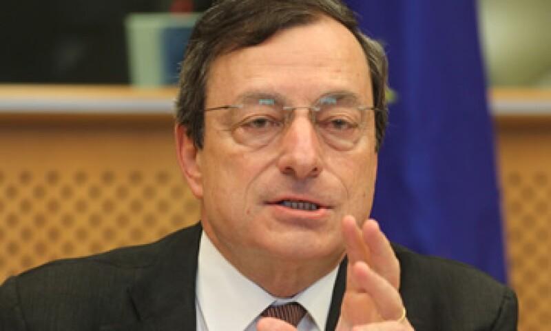 El presidente del Banco Central criticó la forma en que los Gobiernos de la zona euro han respondido a los problemas del sector bancario. (Foto: AP)