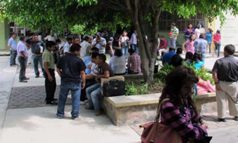 La OCDE también apuntó que en México, el gasto anual por alumno es el más bajo entre los países que integran el organismo. (Foto: Getty Images)