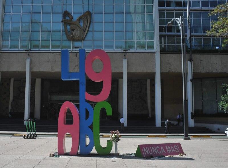 Antimonumento Guardería ABC