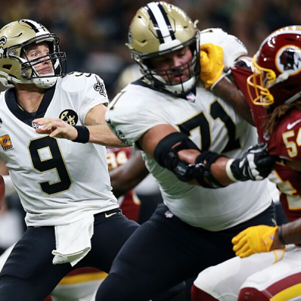 Washington Redskins v New Orleans Saints