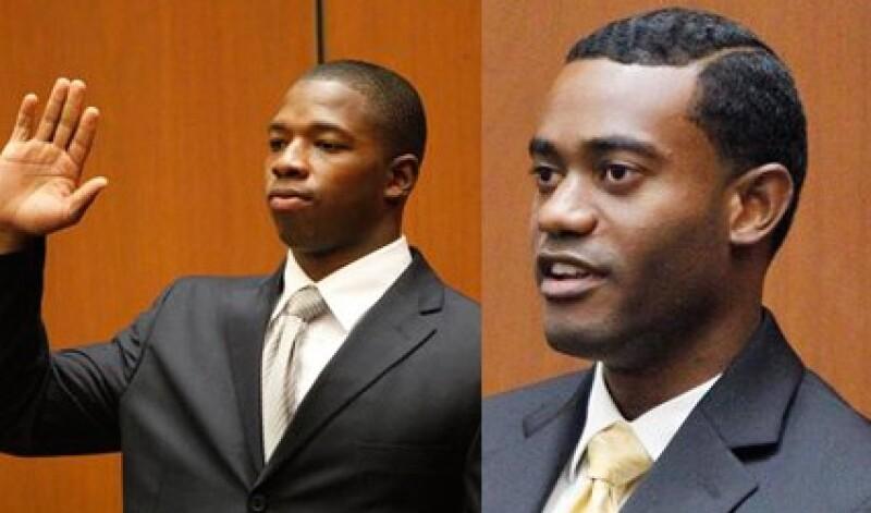 Fahed Muhammed y Michael Amir Williams, ex asistentes de Michael Jackson, testificaron en el juicio en contra de Conrad Murray.