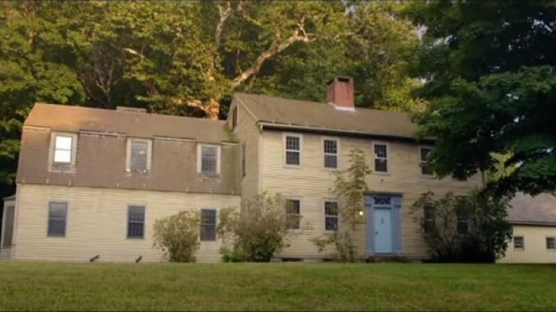 Un hogar del pueblo abandonado de Estados Unidos que será subastado desde el martes y hasta el jueves