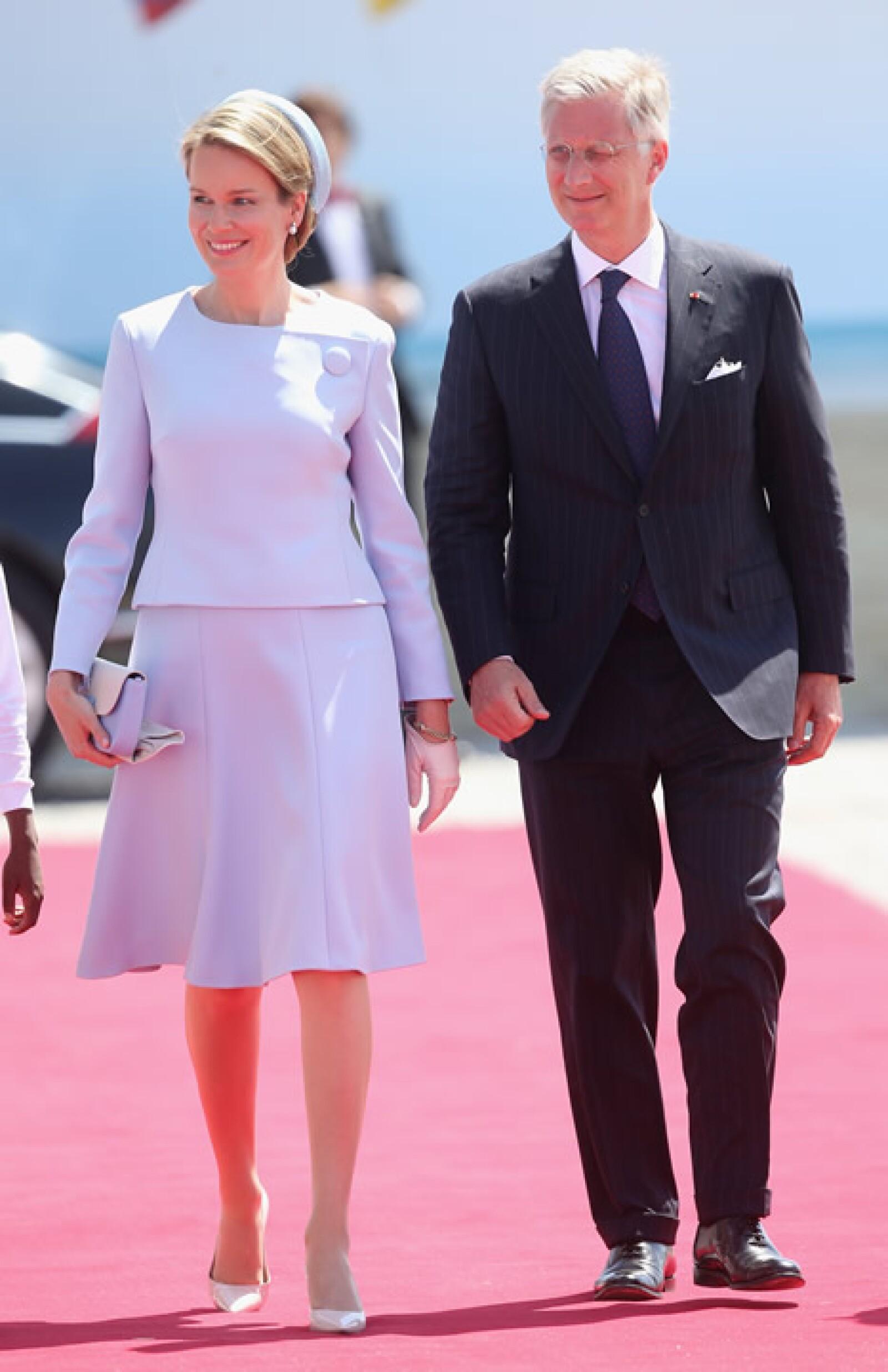 En 2009, la entonces Princesa se convirtió en Presidente de Honor de la UNICEF Bélgica.