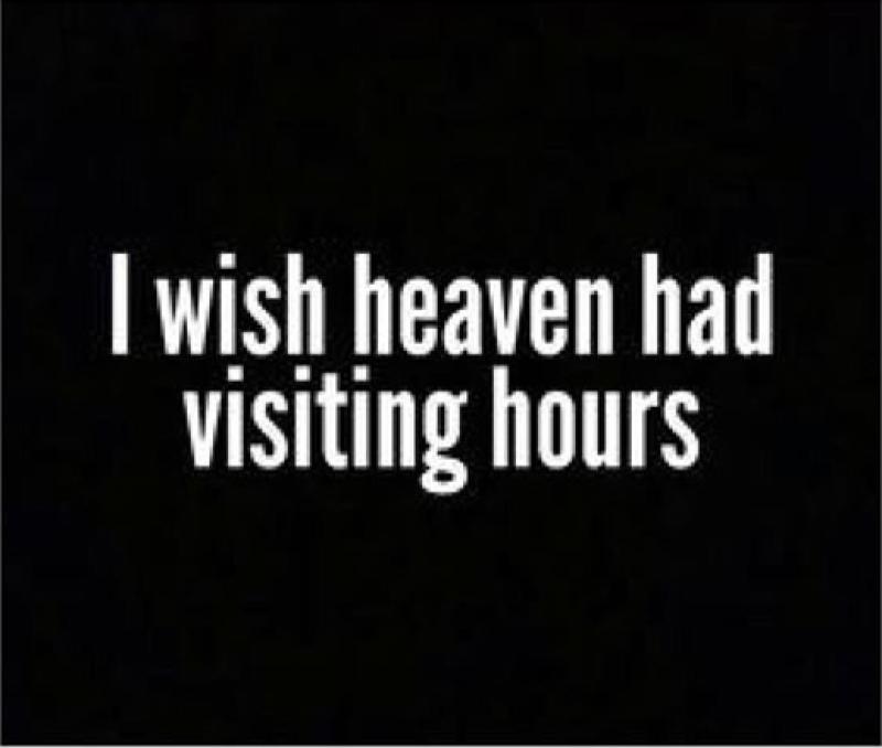 El mensaje que envió tras la muerte de su padre