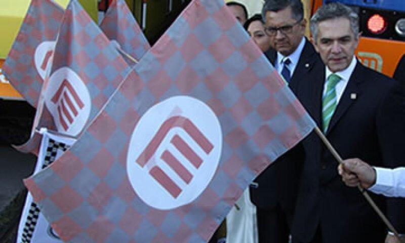El dinero sería devuelto a través de la tarjeta de acceso, dijo Ortega. (Foto: Cuartoscuro)