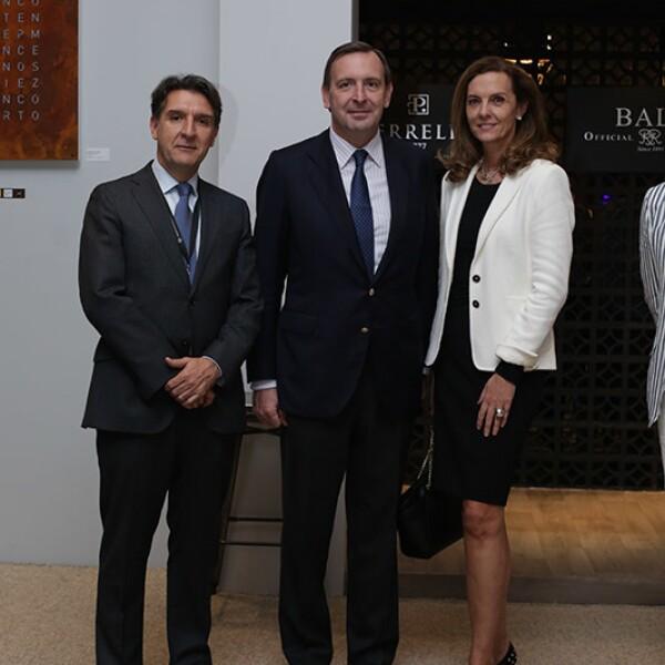 Carlos Alonso,Luis Fernández,Ana López de Ocaña
