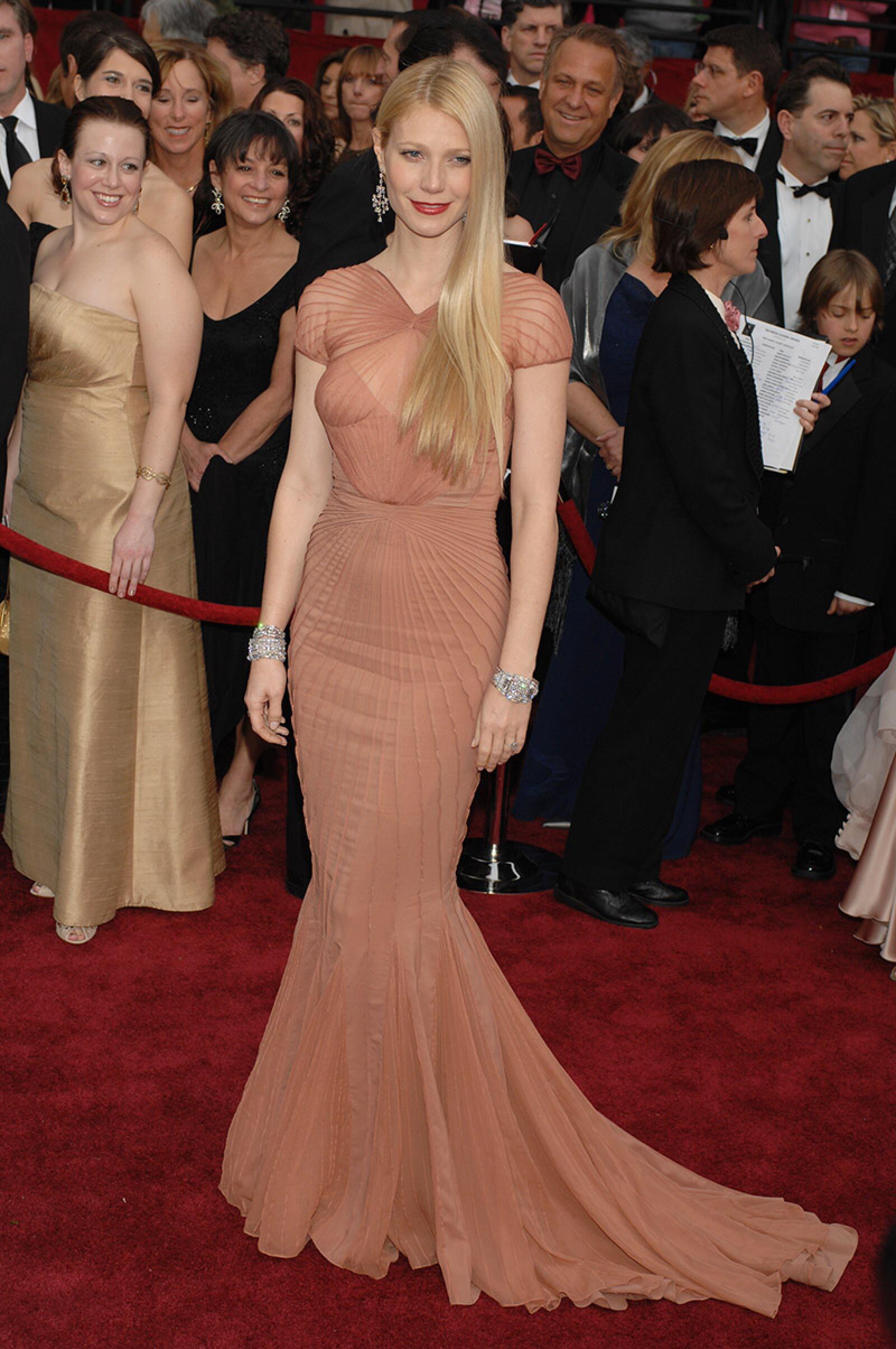 USA - 2007 Oscars�� - Arrivals