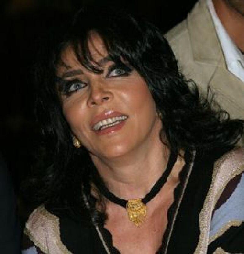 La actriz dice que por eso las series de televisión son la nueva opción para los actores mexicanos.