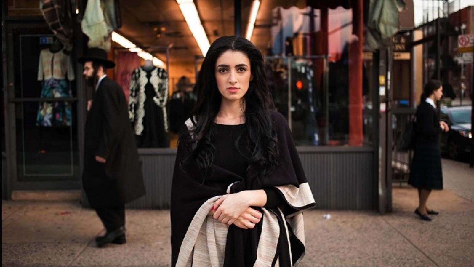 mujer nueva york