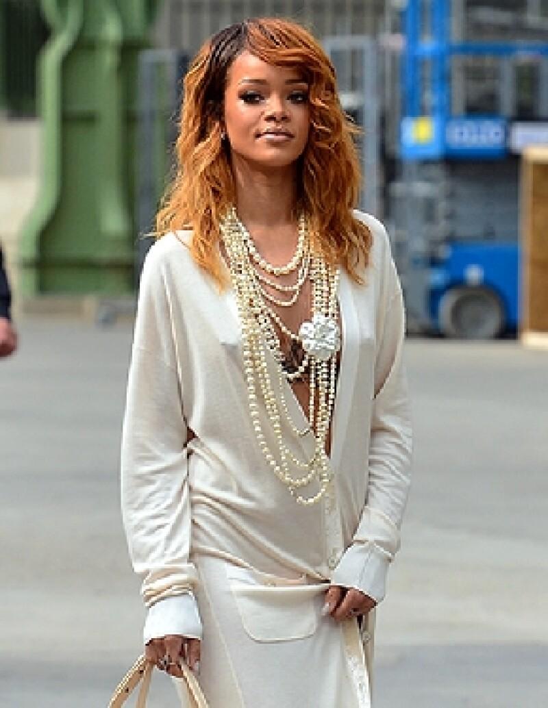 La cantante se ha caracterizado por no usar ropa interior.