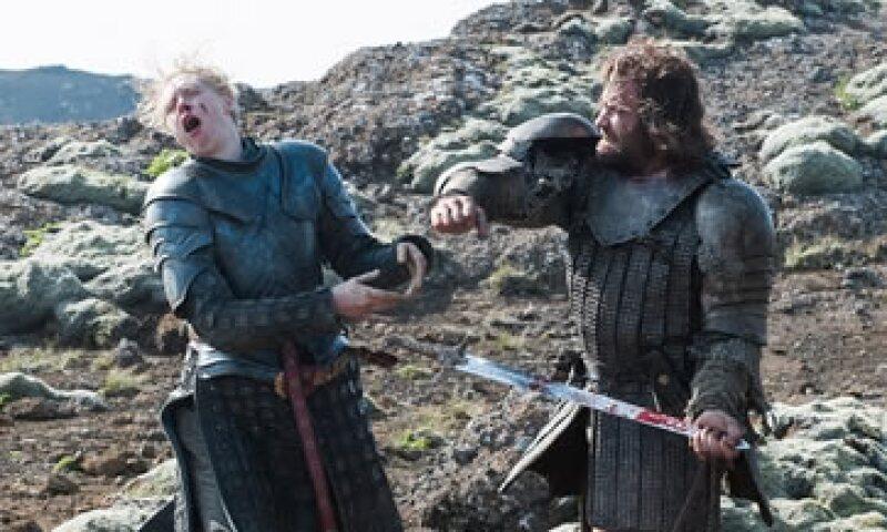 El final de la cuarta temporada de 'Game of Thrones' fue descargado cerca de 8 millones de veces. (Foto: Tomada de hbo.com)