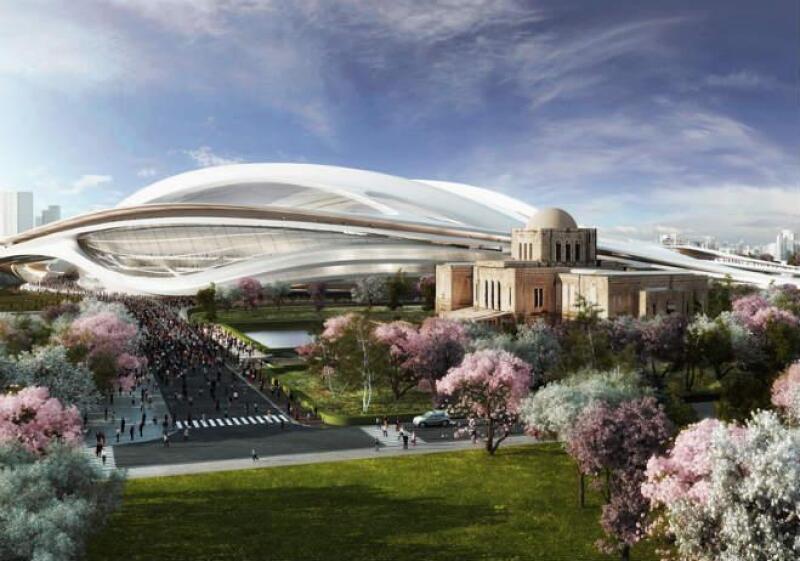 Estadio Ol�mpico Tokio 2020
