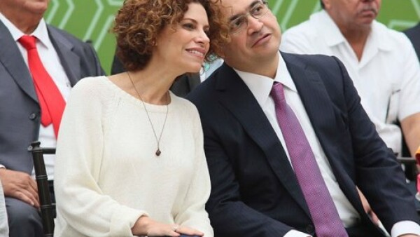 El matrimonio Duarte Macías