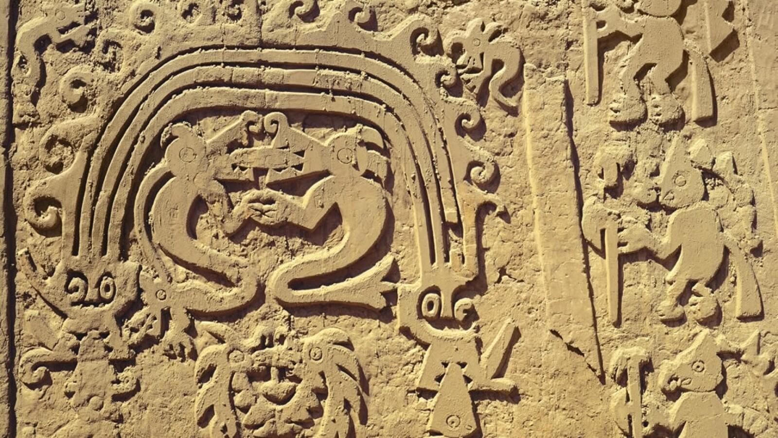 templo la huaca peru