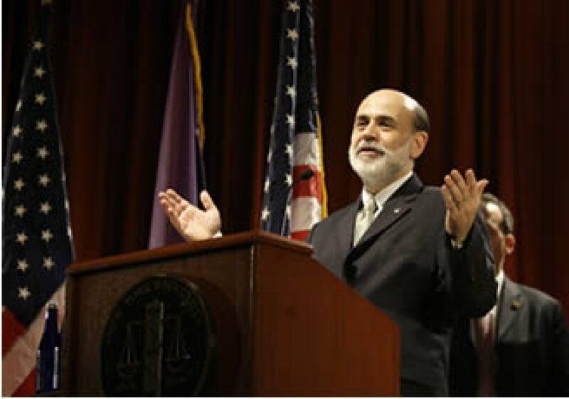 El presidente de la Reserva Federal fue nominado por Obama para un segundo periodo en su cargo. (Foto: AP)