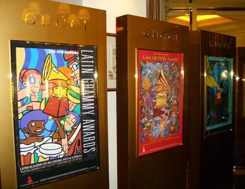 La prestigiada marca ofreció un coctel para mostrar sus exclusivos modelos de relojería y joyería con los cuales reconocen el trabajo de la Academia Latina de la Música