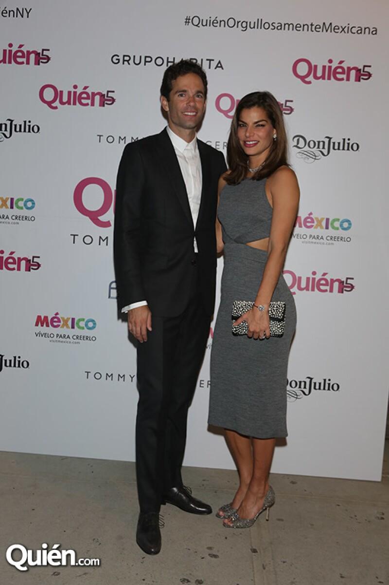 Alejandro Hank Amaya y Bárbara Coppel también asistieron al festejo