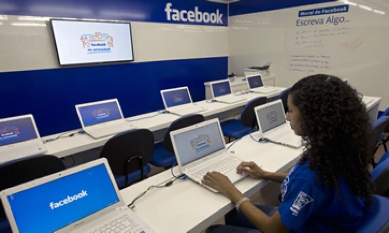 La red social tiene 1,390 millones de usuarios. (Foto: AFP)