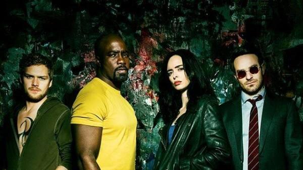 Los cuatro héroes