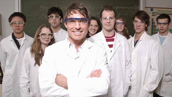 Estudiantes laboratorio