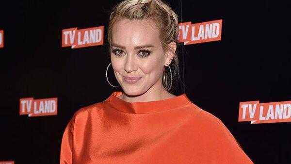 Aunque se encuentra grabando una serie, la actriz de 28 años no se ve en su mejor forma, pero eso no parece importarle.