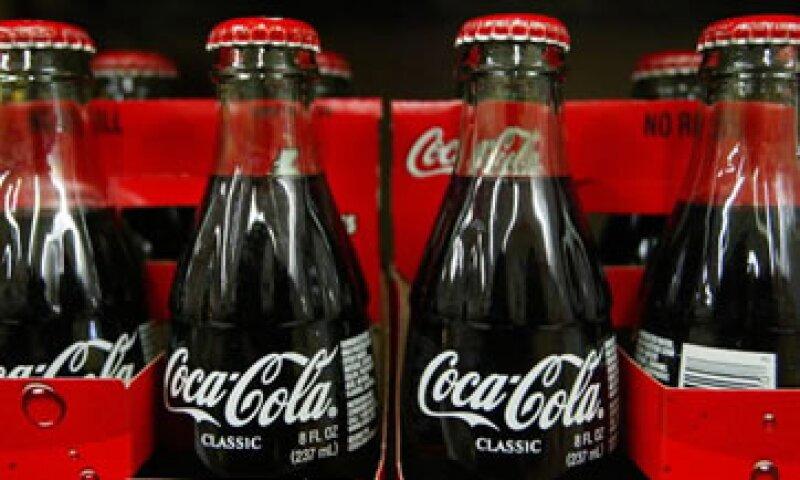 Coca-Cola dice que apoya a las asociaciones público-privadas de investigación científica. (Foto: Getty Images )