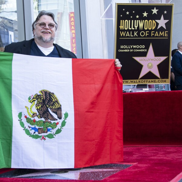 Guillermo del Toro Paseo de la Fama