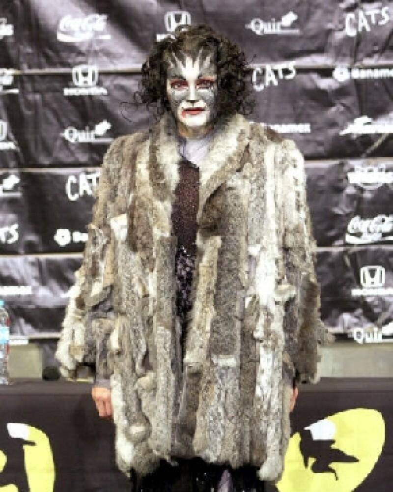 """""""Cats"""" ha tenido mucho éxito en México durante su actual temporada. (Foto: Photo AMC"""