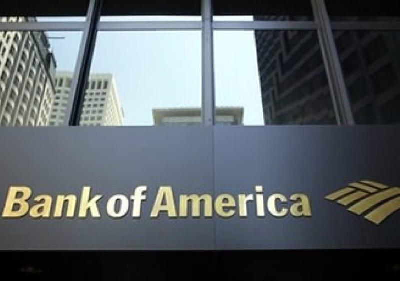 Bank of America dejó de aceptar los pagarés del estado de California. (Foto: AP)