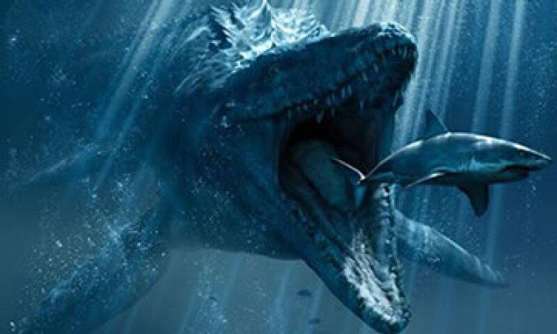 Jurassic World acumula ingresos de 32.2 millones de pesos en México. (Foto: Facebook/JurassicWorld)