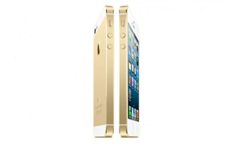 Se espera que la firma diversifique las opciones a color oro y color gris de su teléfono de gama alta. (Foto: Tomada de Allthingsd.com)