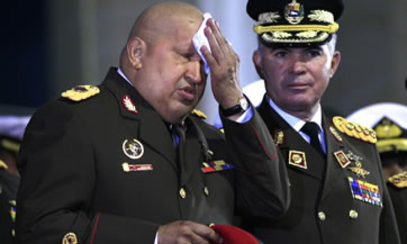 Venezuela está a las puertas de las cruciales elecciones presidenciales del 2012, en las que el presidente Hugo Chávez buscará su tercer periodo presidencial. (Foto: AP)