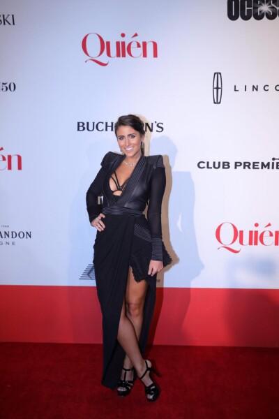 Red carpet: Gala Quién 50