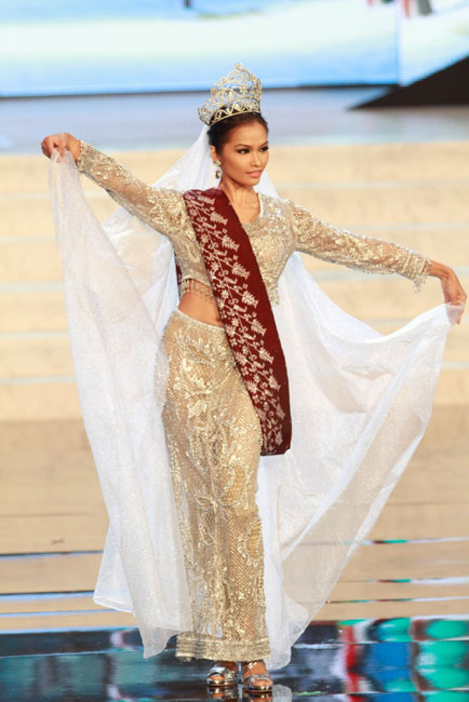 Miss Filipinas, Janine Tugonon.