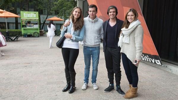 Natascha Kroeger,Manolo Sánchez,Fernando Niels,Sandra Blanco