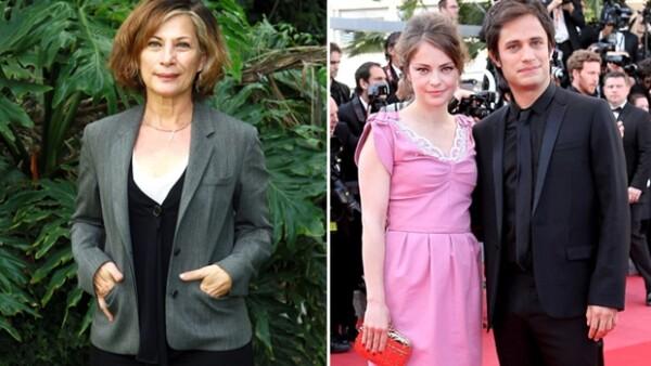 """La actriz Patricia Bernal dio a entender en una declaración que la pareja sí se está separando y aseguró: """"Gael está bien, los niños están bien, Dolores está perfectamente bien""""."""