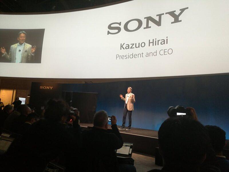 Sony presume