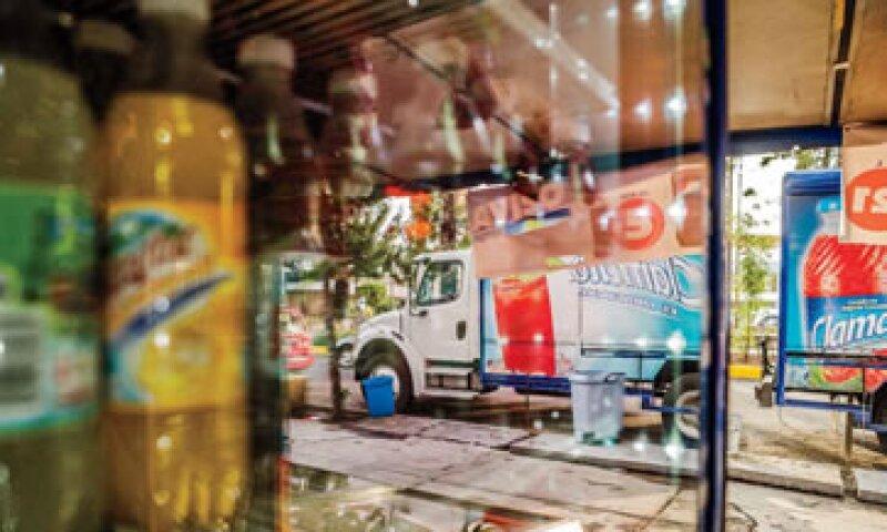 Grupo Peñafiel produce y vende Clamato, la marca más popular de la bebida, en México, Estados Unidos y Canadá. (Foto: Jesús Almazán / Expansión)