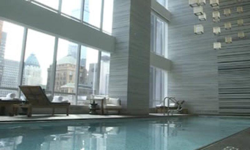 El departamento más caro de Nueva York ofrece servicio de spa y piscina. (Foto: Especial )