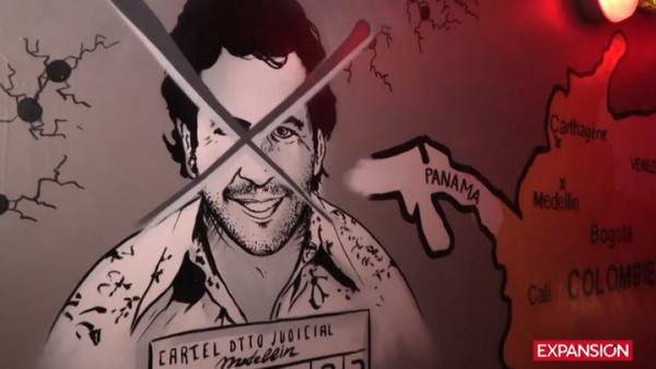 discoteca pablo Escobar