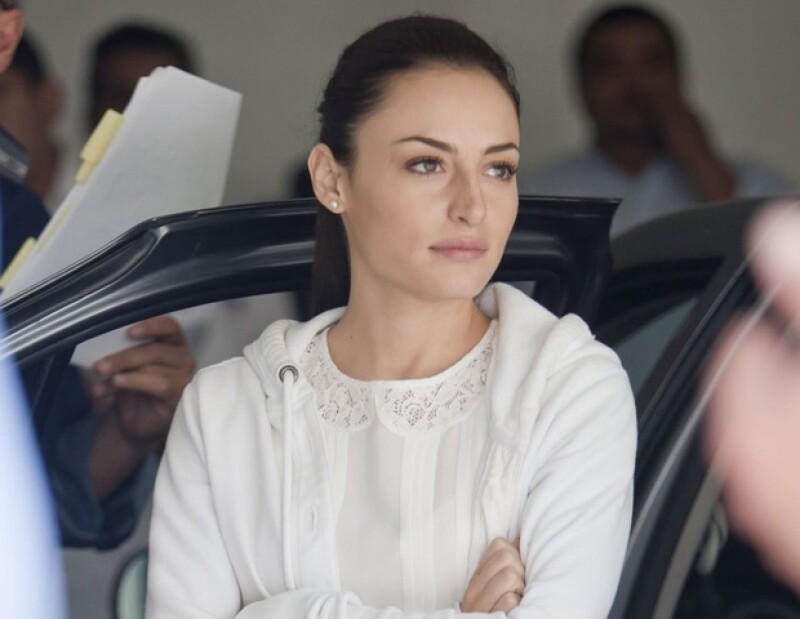 La actriz aseguró que este no es su momento para tener hijos.