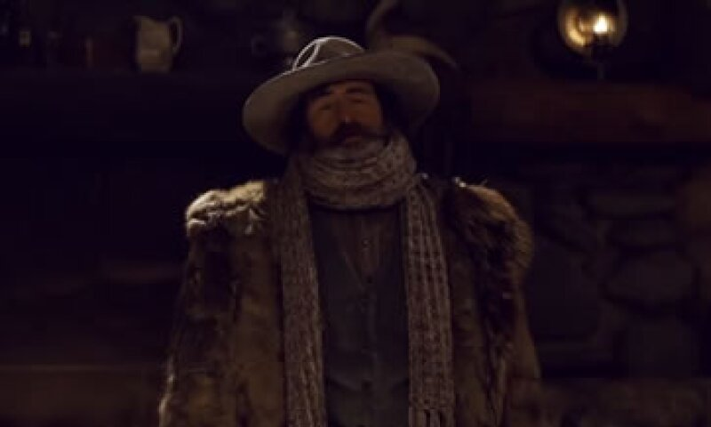 El mexicano aparecerá en la película que se estrenará en enero. (Foto: YouTube/The Weinstein Company )