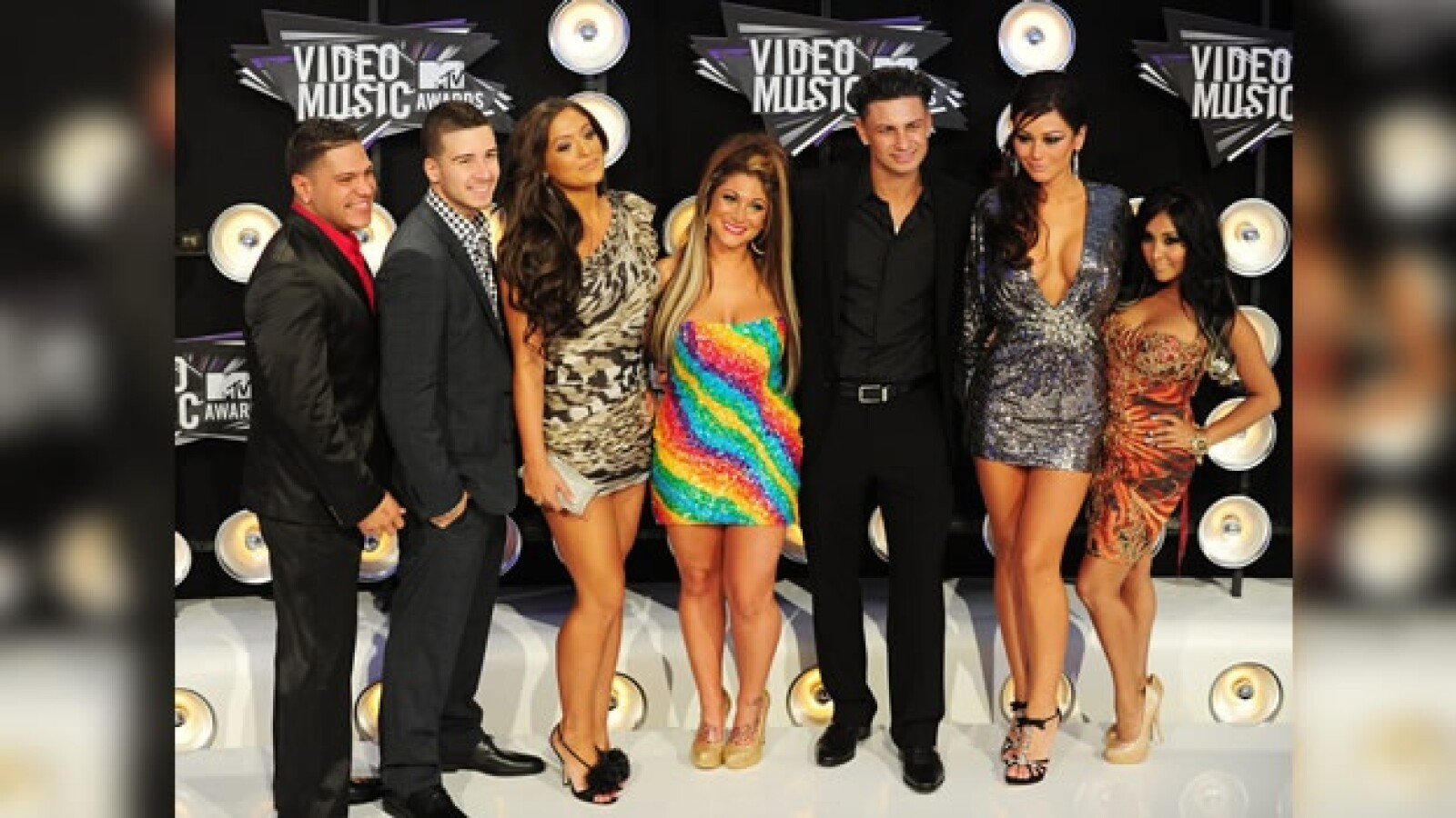 Jersey Shore MTV premios