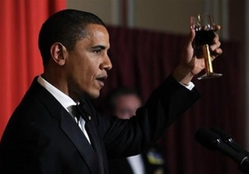 Obama obtuvo la mejor evaluación de liderazgo en AL. (Foto: AP)