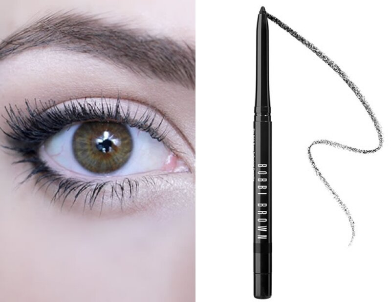 Bobbi Brown: Perfectly Defined Gel Eyeliner. Precio en punto de venta.